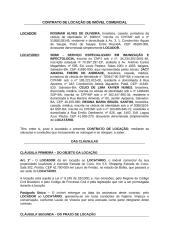 CONTRATO DE LOCAÇÃO DE IMÓVEL COMERCIAL.doc