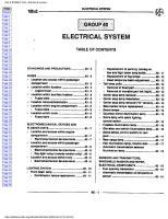 164 - Electrical System.pdf