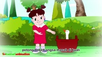 Potong Bebek Angsa - Lagu Anak Indonesia - Diva the Series.mp4