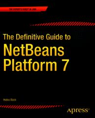 The Definitive Guide to NetBeans  7.pdf