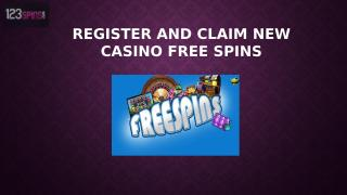 Register And Claim New Casino Free Spins (1).pptx