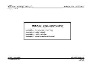 PTC A, B1.1 & B2 Basic Notes - Sub Module 8.1 (Physics of the Atmosphere).pdf