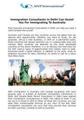 Immigration Consultants In Delhi Can Assist You For Immigrating To Australia.docx