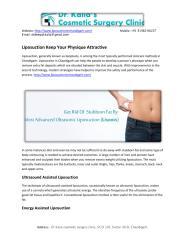 Liposuction in Punjab.pdf