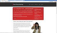 شرح إنشاء موقع بروكسي مجانا مقدمة من طرف ديما هنا - YouTube.flv