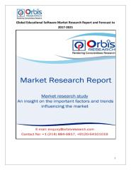 Global Educational Software Market Research Report and Forecast to 2017-2021.pdf