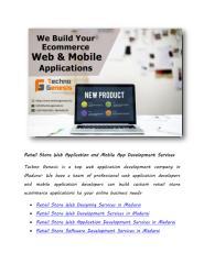 Retail Store Web Application and Mobile App Development Services.pdf