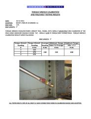 10-15-2014_Bolt Tension Calibration.docx
