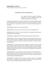 RESOLUÇÃO PÂRAMETROS ASSISTENCIAIS DE TERAPIA OCUPACIONAL.pdf