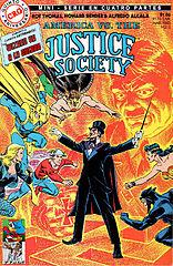 America Vs The Justice Society 03 por Tyroc & Howard.cbr
