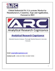 Global Industrial PA GA systems Market.pdf