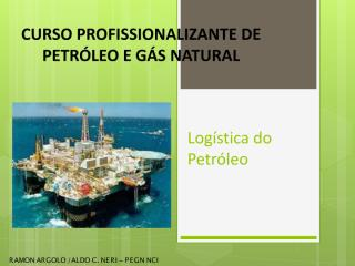 2-Logistica do Petróleo - Distribuição