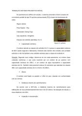 trabalho extintor - Fernanda Souza.doc